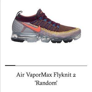 Air VaporMax Flyknit 2 'Random'